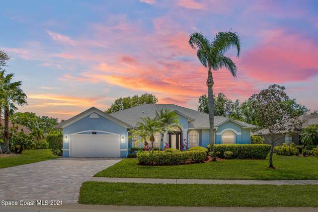 8007 Kingswood Way, Melbourne, FL 32940 (MLS #900524) :: Premium Properties Real Estate Services