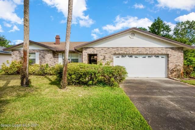 2058 King Richard Drive, Titusville, FL 32796 (MLS #900530) :: Blue Marlin Real Estate