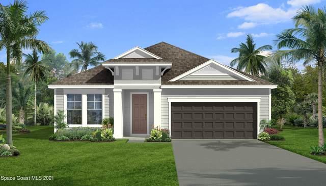 485 Kylar Drive, Palm Bay, FL 32907 (MLS #900538) :: Engel & Voelkers Melbourne Central