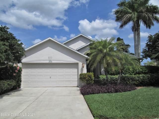 2735 Madrigal Lane, Melbourne, FL 32904 (MLS #900539) :: Premium Properties Real Estate Services