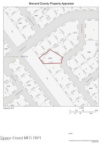 1334 Weiman Road SE, Palm Bay, FL 32909 (MLS #900549) :: Engel & Voelkers Melbourne Central