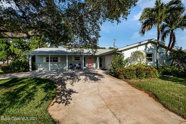 201 S Riverside Drive, Indialantic, FL 32903 (MLS #900574) :: Blue Marlin Real Estate