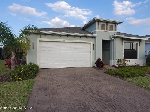 2174 Trift Bridge Circle, Melbourne, FL 32940 (MLS #900623) :: Premium Properties Real Estate Services
