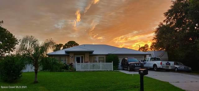 1362 Torgerson Road SE, Palm Bay, FL 32909 (MLS #900633) :: Engel & Voelkers Melbourne Central