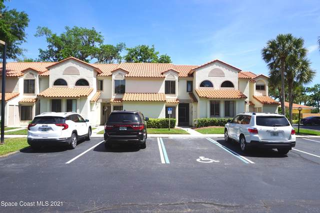 963 Country Club Drive #115, Titusville, FL 32780 (MLS #900694) :: Premium Properties Real Estate Services