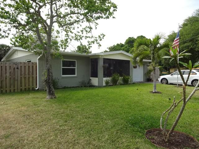 285 Le Jeune Drive, Merritt Island, FL 32953 (MLS #900754) :: Engel & Voelkers Melbourne Central