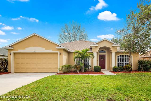 6163 Kari Drive, Melbourne, FL 32940 (MLS #900769) :: Blue Marlin Real Estate