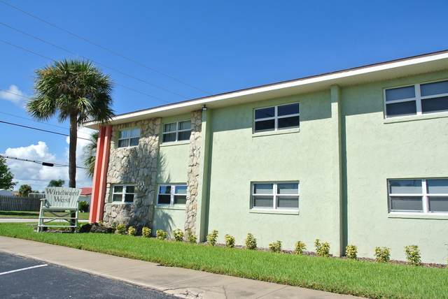 5600 N Banana River Boulevard #16, Cocoa Beach, FL 32931 (MLS #900773) :: Premium Properties Real Estate Services