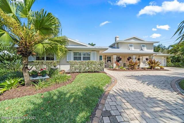 300 Melbourne Avenue, Indialantic, FL 32903 (MLS #900780) :: Engel & Voelkers Melbourne Central