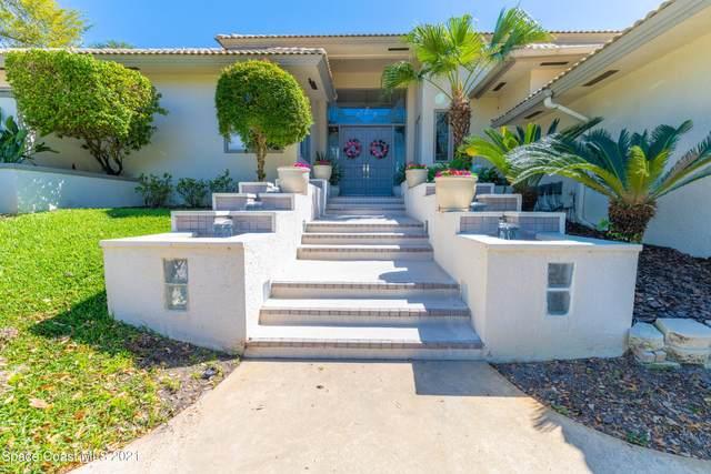 3835 Raney Road, Titusville, FL 32780 (MLS #900793) :: Blue Marlin Real Estate