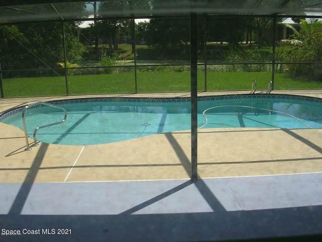 310 Le Jeune Drive, Merritt Island, FL 32953 (MLS #900795) :: Engel & Voelkers Melbourne Central