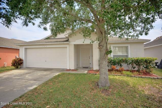 4078 Wilkes Drive, Melbourne, FL 32901 (MLS #900820) :: Premium Properties Real Estate Services
