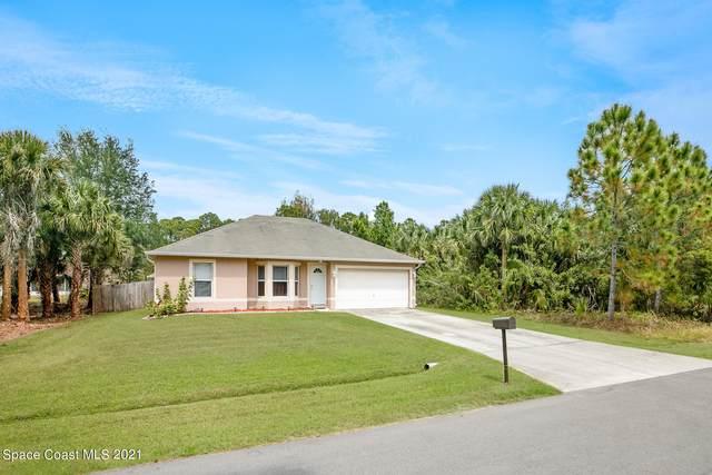 479 Scanlon Road SW, Palm Bay, FL 32908 (MLS #900827) :: Engel & Voelkers Melbourne Central