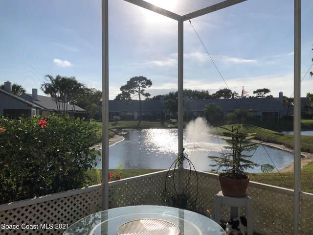 5000 Park Lake Drive #1218, Melbourne, FL 32901 (MLS #900860) :: Premium Properties Real Estate Services