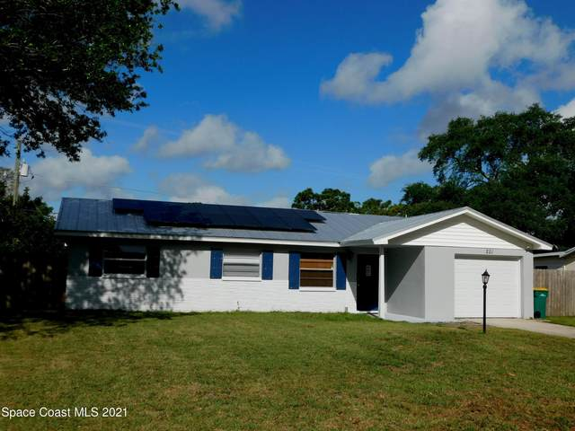 221 Sylvia Road, Melbourne, FL 32904 (MLS #900866) :: Premium Properties Real Estate Services