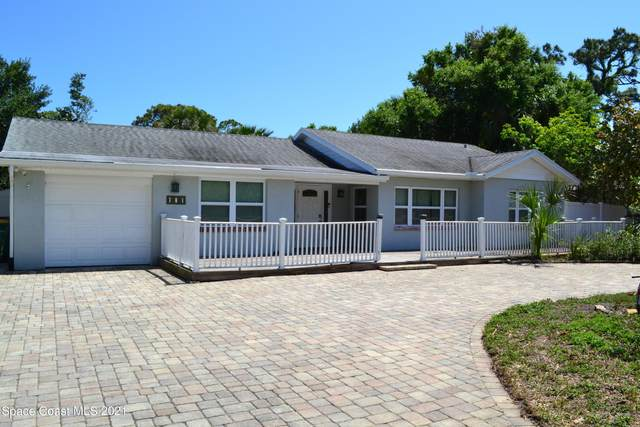 761 Thomas Barbour Drive, Melbourne, FL 32935 (MLS #900869) :: Engel & Voelkers Melbourne Central