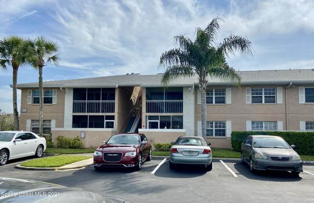 997 Sonesta Avenue NE #106, Palm Bay, FL 32905 (MLS #900884) :: Premium Properties Real Estate Services