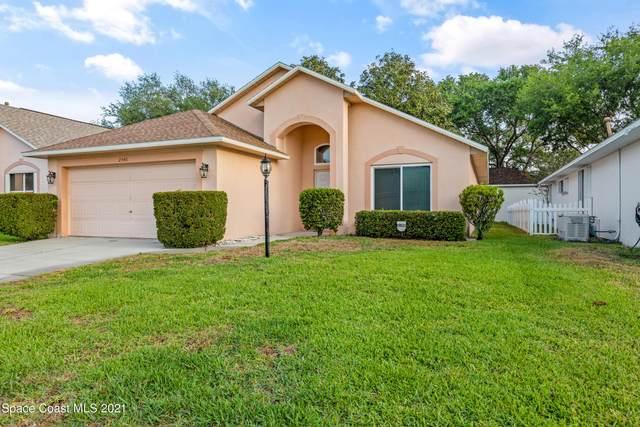 2540 Alicia Lane, Melbourne, FL 32935 (MLS #900893) :: Premium Properties Real Estate Services