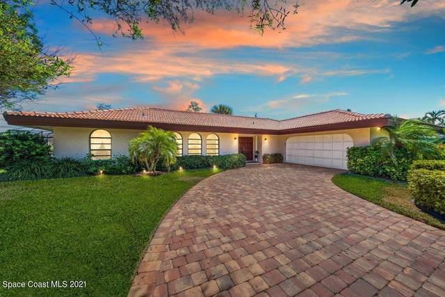 319 Eighth Avenue, Indialantic, FL 32903 (MLS #900920) :: Premium Properties Real Estate Services