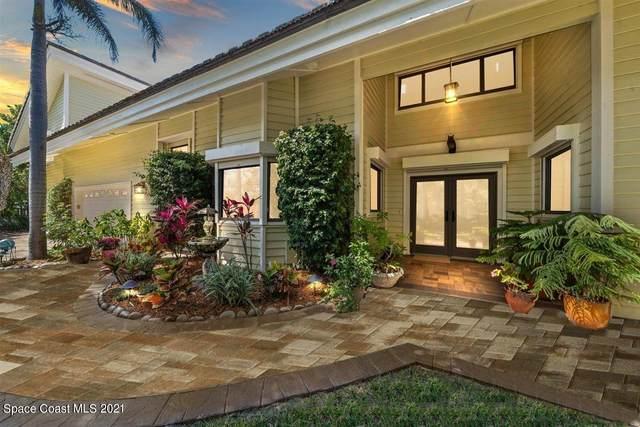 281 S Atlantic Avenue, Cocoa Beach, FL 32931 (MLS #900929) :: Blue Marlin Real Estate