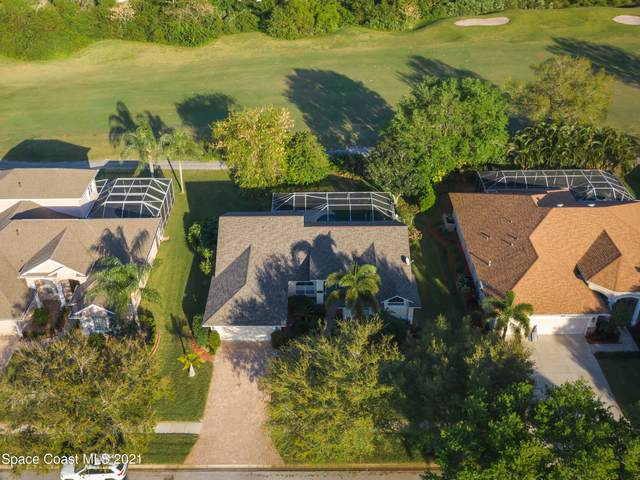 317 Sandhurst Drive, Melbourne, FL 32940 (MLS #900945) :: Premium Properties Real Estate Services