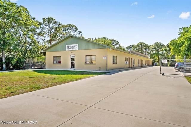772 Washburn Road, Melbourne, FL 32934 (MLS #900957) :: Premium Properties Real Estate Services
