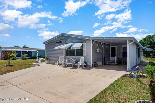 1107 Barefoot Circle, Sebastian, FL 32976 (MLS #900958) :: Dalton Wade Real Estate Group