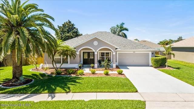 444 Wenthrop Circle, Rockledge, FL 32955 (MLS #900972) :: Premium Properties Real Estate Services