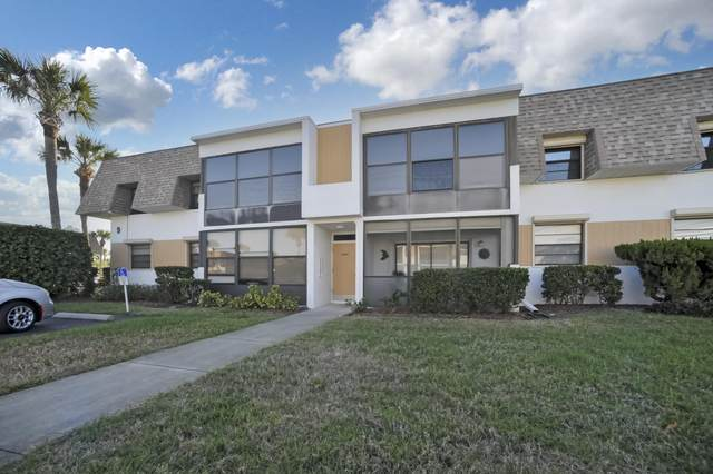 2700 N Highway A1a 9-210, Indialantic, FL 32903 (MLS #900976) :: Engel & Voelkers Melbourne Central