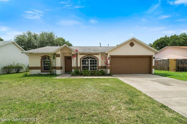 2195 Royal Poinciana Boulevard, Melbourne, FL 32935 (MLS #900997) :: Premium Properties Real Estate Services