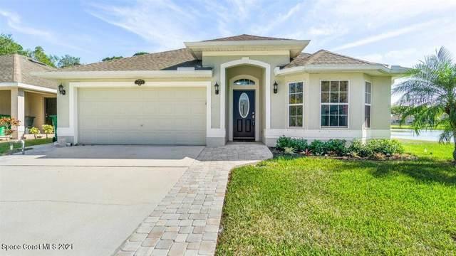 4398 Palladian Way, Melbourne, FL 32904 (MLS #901008) :: Premium Properties Real Estate Services