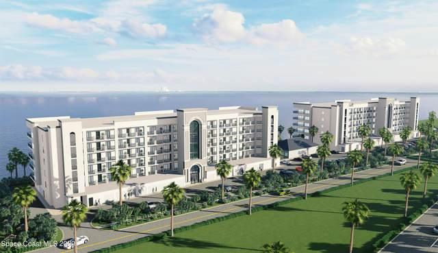 1825 Riverside Drive 608S, Titusville, FL 32780 (MLS #901014) :: Blue Marlin Real Estate