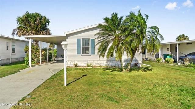 1124 Barefoot Circle, Sebastian, FL 32976 (MLS #901026) :: Engel & Voelkers Melbourne Central