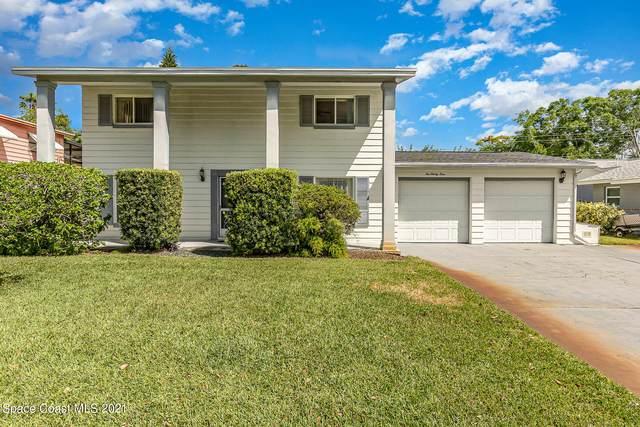 1024 Fairway Lane, Rockledge, FL 32955 (MLS #901046) :: Premium Properties Real Estate Services