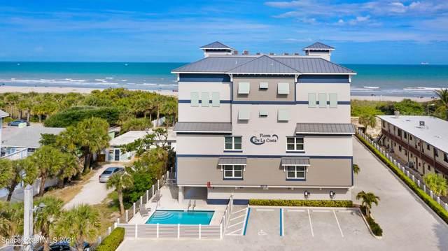 6015 Turtle Beach Lane #202, Cocoa Beach, FL 32931 (MLS #901054) :: Engel & Voelkers Melbourne Central