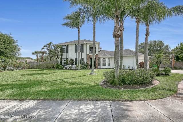 1140 Dusk View Drive, Merritt Island, FL 32952 (MLS #901062) :: Blue Marlin Real Estate