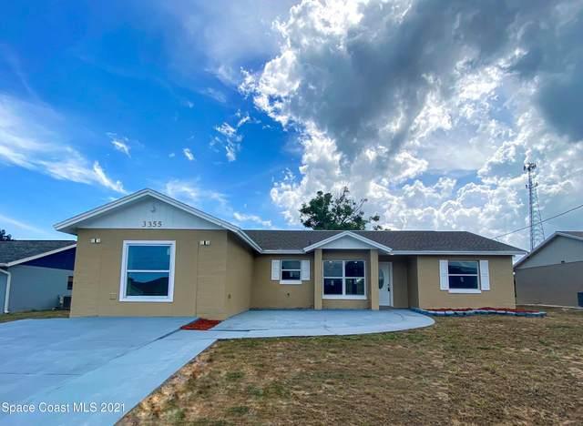 3355 Kilbee Street, Mims, FL 32754 (MLS #901074) :: Premium Properties Real Estate Services