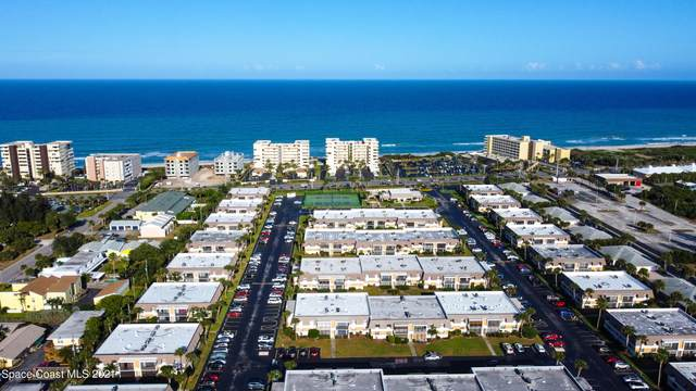 2700 N Highway A1a 10-205, Indialantic, FL 32903 (MLS #901091) :: Engel & Voelkers Melbourne Central
