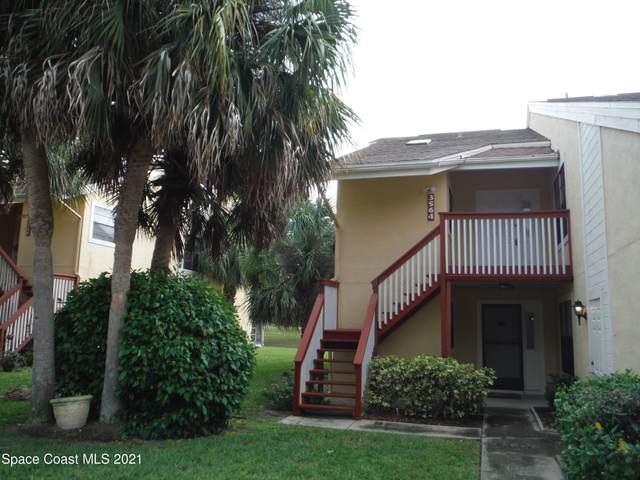 3564 Muirfield Drive, Titusville, FL 32780 (MLS #901092) :: Blue Marlin Real Estate