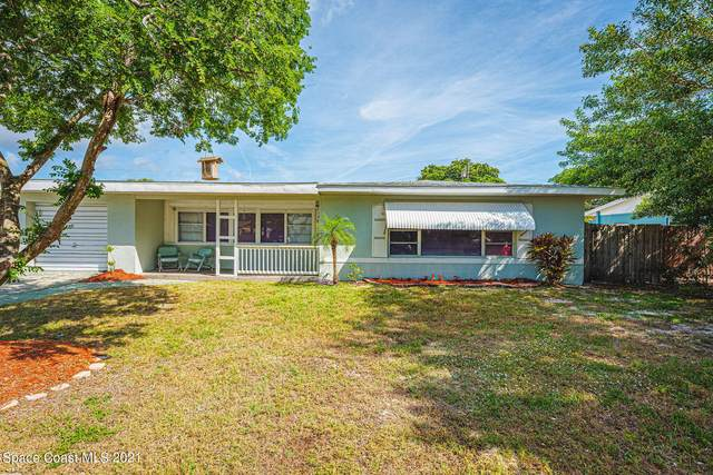 205 SE 2nd Street, Satellite Beach, FL 32937 (MLS #901101) :: Premium Properties Real Estate Services
