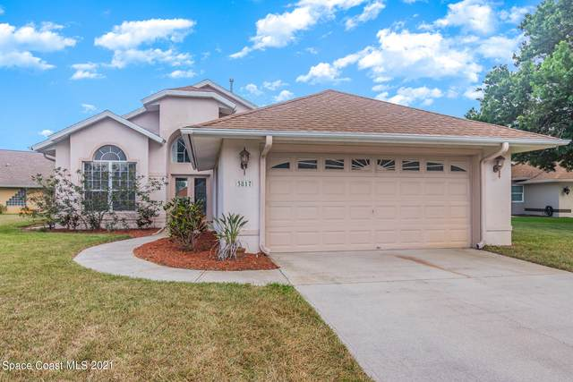 3817 St Armens Circle, Melbourne, FL 32934 (MLS #901113) :: Blue Marlin Real Estate