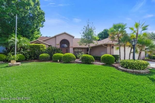 3365 Holly Springs Road, Melbourne, FL 32934 (MLS #901116) :: Blue Marlin Real Estate