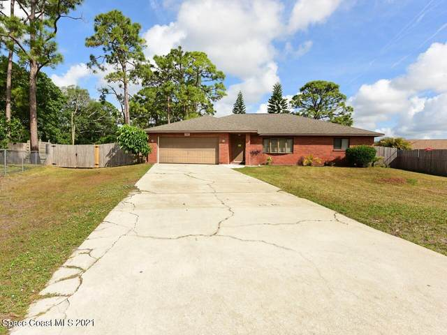 1397 Madoc Street NW #44, Palm Bay, FL 32907 (MLS #901129) :: Premium Properties Real Estate Services