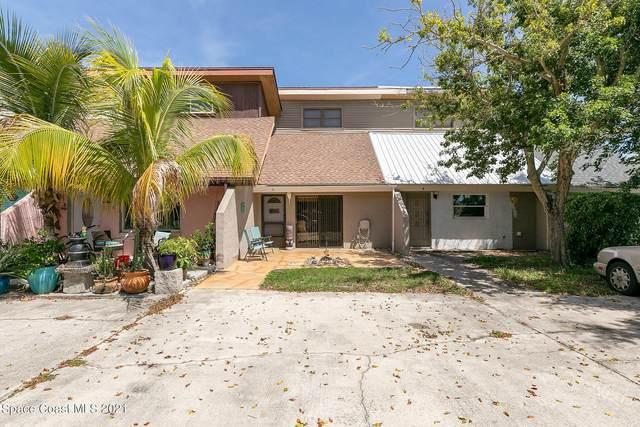 8200 Canaveral Boulevard C, Cape Canaveral, FL 32920 (MLS #901136) :: Premium Properties Real Estate Services