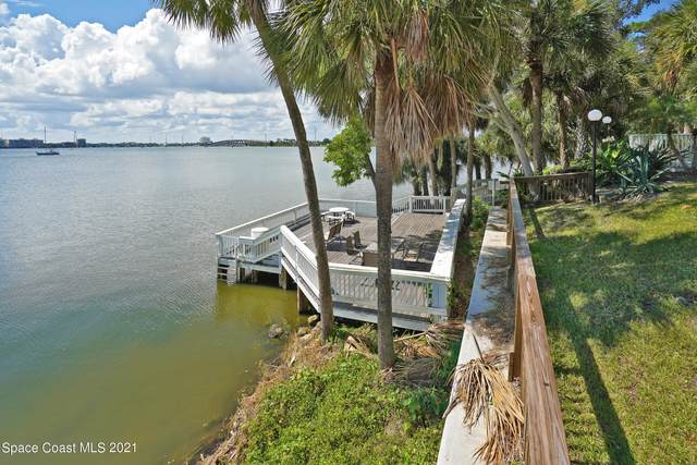 225 S Tropical Trl #924, Merritt Island, FL 32952 (MLS #901165) :: Blue Marlin Real Estate
