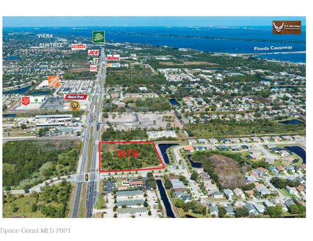 4605 N Wickham Road, Melbourne, FL 32935 (MLS #901175) :: Blue Marlin Real Estate