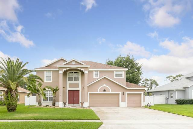 292 Barrymore Drive, Rockledge, FL 32955 (MLS #901180) :: Engel & Voelkers Melbourne Central