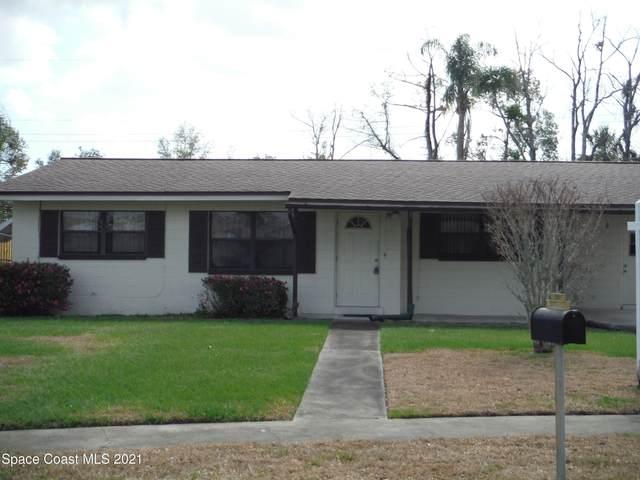 3001 Pembrooke Road, Titusville, FL 32796 (MLS #901211) :: Premium Properties Real Estate Services