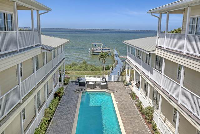 3450 S Atlantic Avenue F, Cocoa Beach, FL 32931 (MLS #901238) :: Premium Properties Real Estate Services