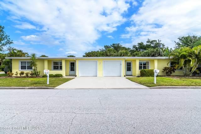 285 & 295 N 2nd Street N, Cocoa Beach, FL 32931 (MLS #901246) :: Premium Properties Real Estate Services
